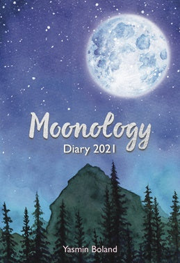 2021 Moonology Diary - Yasmin Boland - IN STOCK