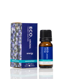 Energy Essential Oil Blend 10ml - ECO Aroma