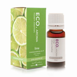 Lime Essential Oil 10ml - ECO Aroma
