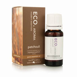 Patchouli Essential Oil 10ml - ECO Aroma
