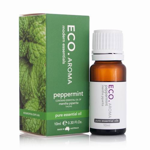 Peppermint Essential Oil 10ml - ECO Aroma