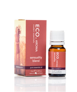 Sensuality Essential Oil Blend 10ml - ECO Aroma