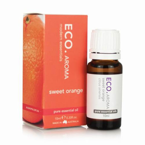 Sweet Orange Essential Oil 10ml - ECO Aroma