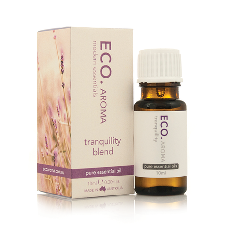Tranquility Essential Oil Blend 10ml - ECO Aroma