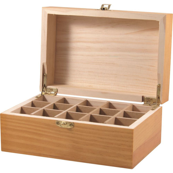 Essential Oils Storage Box Boutique - 15 Slots