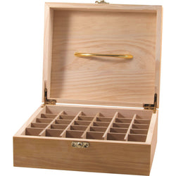 Essential Oils Storage Box Executive - 30 Slots