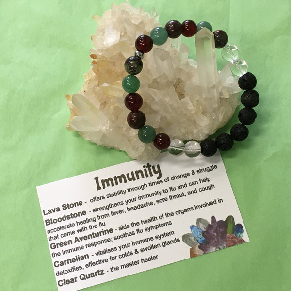Immunity-Crystal-and-Gemstone-and-Lava-Healing-Bracelet-Aromatherapy-Diffuser-Jewellery