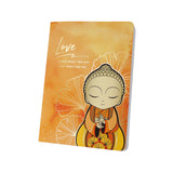 Little Buddha - Love Is - Notebook - Gift Idea