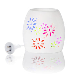 Electric Multi Light Vaporiser - Rainbow illumamatic