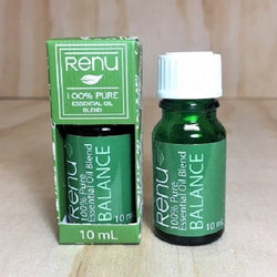 Balance Pure Essential Oil Blend 10ml - Renu Aromatherapy
