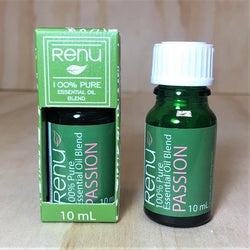 Passion Pure Essential Oil Blend 10ml - Renu Aromatherapy