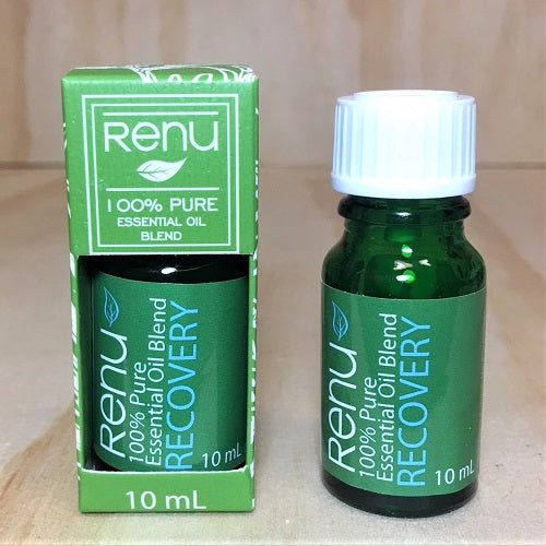 Recovery Essential Oil Blend 10ml - Renu Aromatherapy