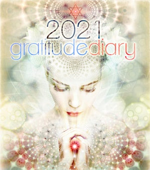 2021 Gratitude Diary - Author Melanie Spears - IN Stock