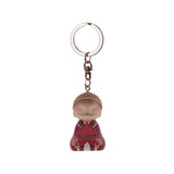 Little Buddha Figurine Keychain - Key Ring - Things You Have - Gift Idea