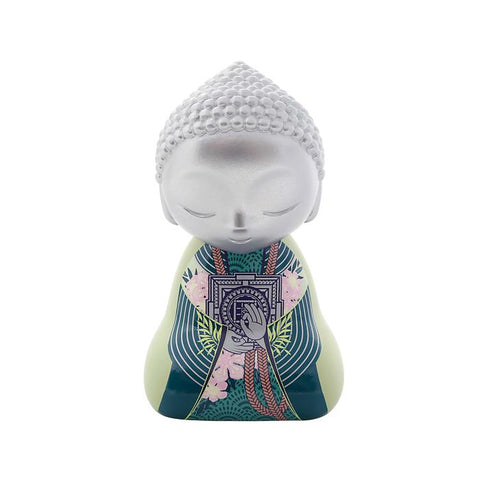 Little Buddha Collectable Figurine - Upon Waking - 90mm - Gift Idea