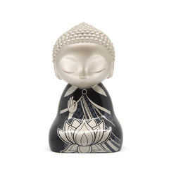What we Give - Little Buddha Collectable Figurine -  130mm - Gift Idea