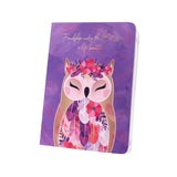 GRATITUDE - Owl Notebook - Wise Wings - Gift idea