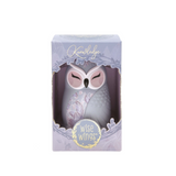 KNOWLEDGE - Owl Figurine 90mm - Wise Wings - Gift idea
