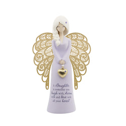 You are an Angel Figurine 155mm - DAUGHTER - Gift Idea