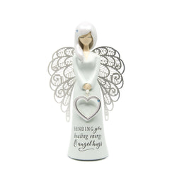 You are an Angel Figurine 155mm - HEALING ENERGY - Gift idea