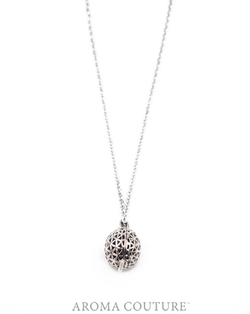 'Cage' Diffuser Necklace - Aroma Couture™
