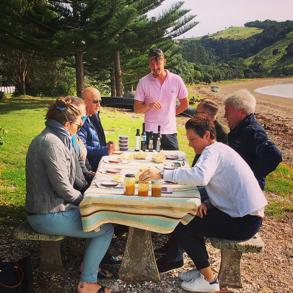 New Zealand Premium Tour host Omega's VIP customers for a treat escape on Waiheke
