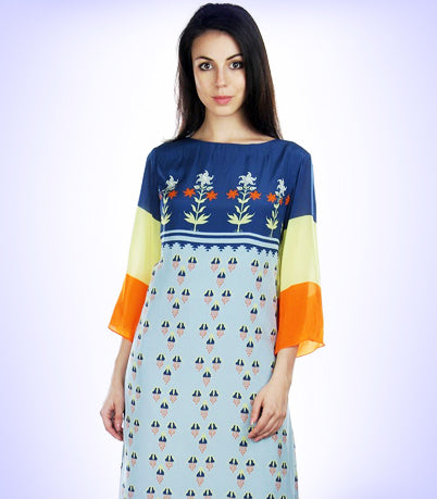 Contemporary wear for women, crepe, georgette, linen, silk, cotton, chanderi, party wear, online shopping, printed, sarees, dresses, palazzos, jumpsuits, kurtas, kurtis, blouse piece, tunics.