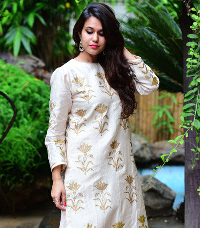 Contemporary wear, georgette, chanderi, cotton, party wear, online shopping, printed, block printed, salwar kameez, jacket sets.