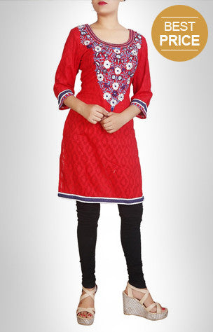 Kurtis, suits, anarkalis, embroidered, sequined, jacquard, party wear, online shopping.