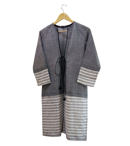 Grey South Cotton Jacket