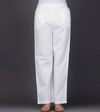 White Khadi Pants