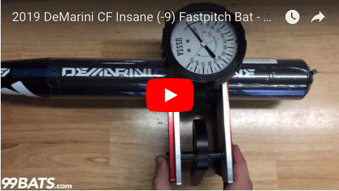 2019 Fastpitch Compression Test