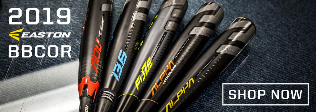 2019 Easton BBCOR Baseball Bats