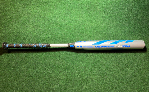 DeMarini 2019 CF Zen (-11) Fastpitch Softball Bat - WTDXCFS-19 - Demo Bat