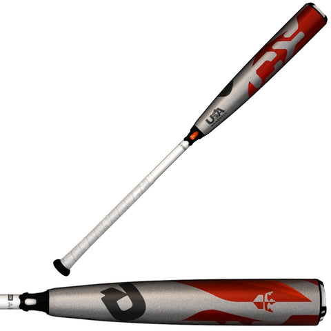 DeMarini 2018 CF ZEN (-10) 2 5/8 USA Baseball Bat - WTDXUFX-18