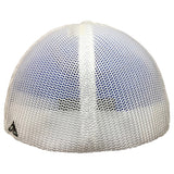 DeMarini Flexfit Hat - White/Silver