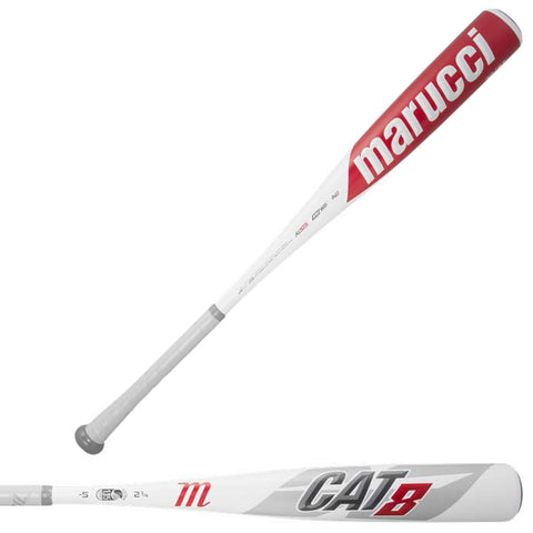 "Marucci CAT8 (-10) 2 3/4"" USSSA Baseball Bat - MSBC810"