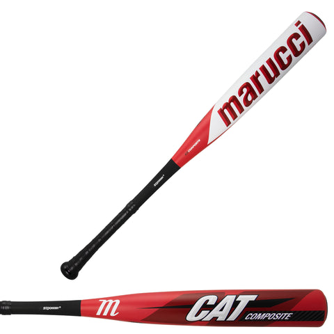 Marucci CAT Composite (-8) 2 3/4 USSSA Baseball Bat - MSBCCP8