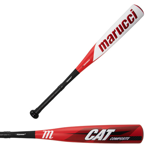 Marucci 2019 CAT Composite JBB (-10) 2 3/4 Baseball Bat - MJBBCCP
