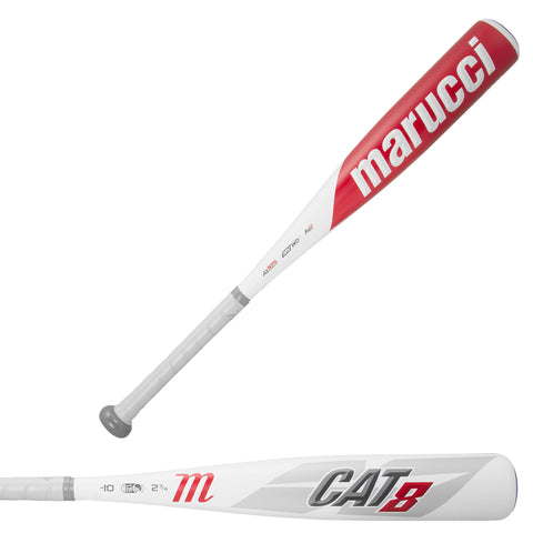 Marucci 2019 CAT8 JBB (-10) 2 3/4 Baseball Bat - MJBBC8