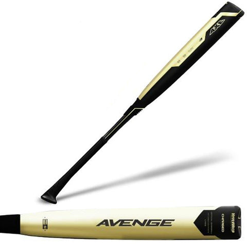 Axe Bat 2019 Avenge (-3) BBCOR Baseball Bat - L140G