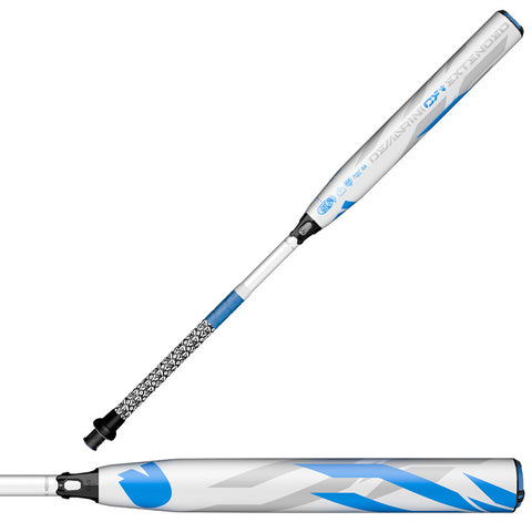 DeMarini 2019 (-10) CFX Extended Fastpitch Softball Bat - WTDXCFE-19