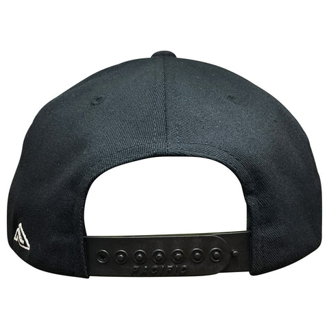 DeMarini Snapback Leather Patch Hat