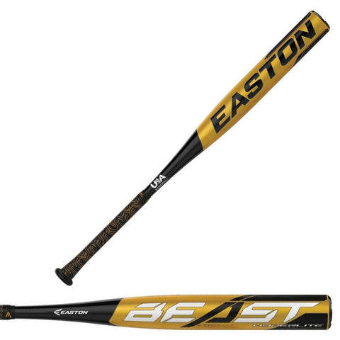 "Easton 2019 Beast Hyperlite (-12) 2 1/4"" USA Baseball Bat - YSB19BSHL"
