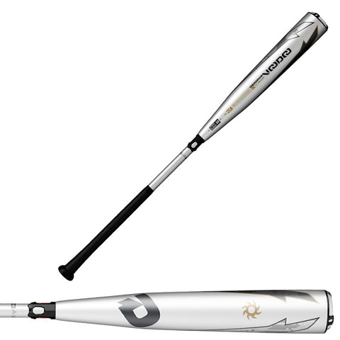 DeMarini 2019 VooDoo Balanced (-3) BBCOR Baseball Bat - WTDXVBC-19
