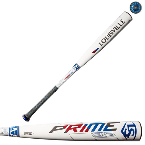 Louisville Slugger 2019 PRIME 919 (-3) BBCOR Baseball Bat - WTLBBP919B3 - Discontinued