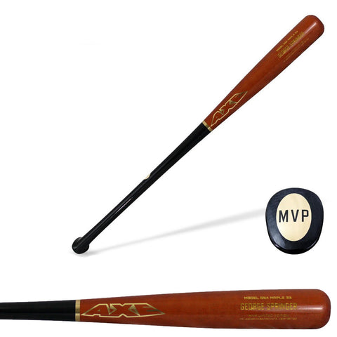 Axe Bat GS4 George Springer (-3) Maple Wood Baseball Bat - L123F