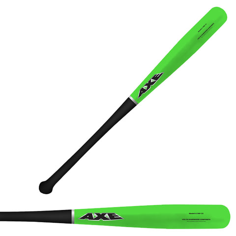 "Axe Bat (-5) 2 1/2"" Youth Wood Composite Baseball Bat - L116F"
