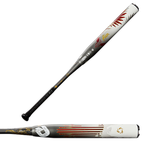 DeMarini 2020 FNX Rising (-10) Fastpitch Softball Bat - WTDXPHP-20