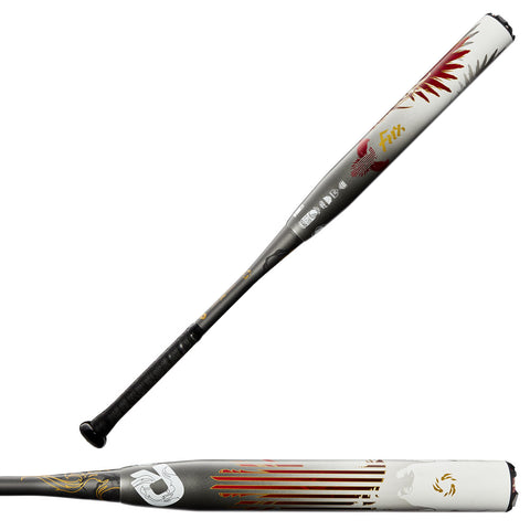 DeMarini 2020 FNX Rising (-9) Fastpitch Softball Bat - WTDXPHF-20